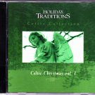 Holiday Traditions - Celtic Christmas Vol. 1 CD 1990 - Very Good