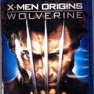 X-Men Origins - Wolverine Blu-ray Disc, DVD 2009 - Good