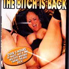 The Bitch is back - Adult DVD - Factory Sealed