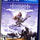 Horizon - Zero Dawn -- Sony PlayStation 4, 2017 Video Game - Like New