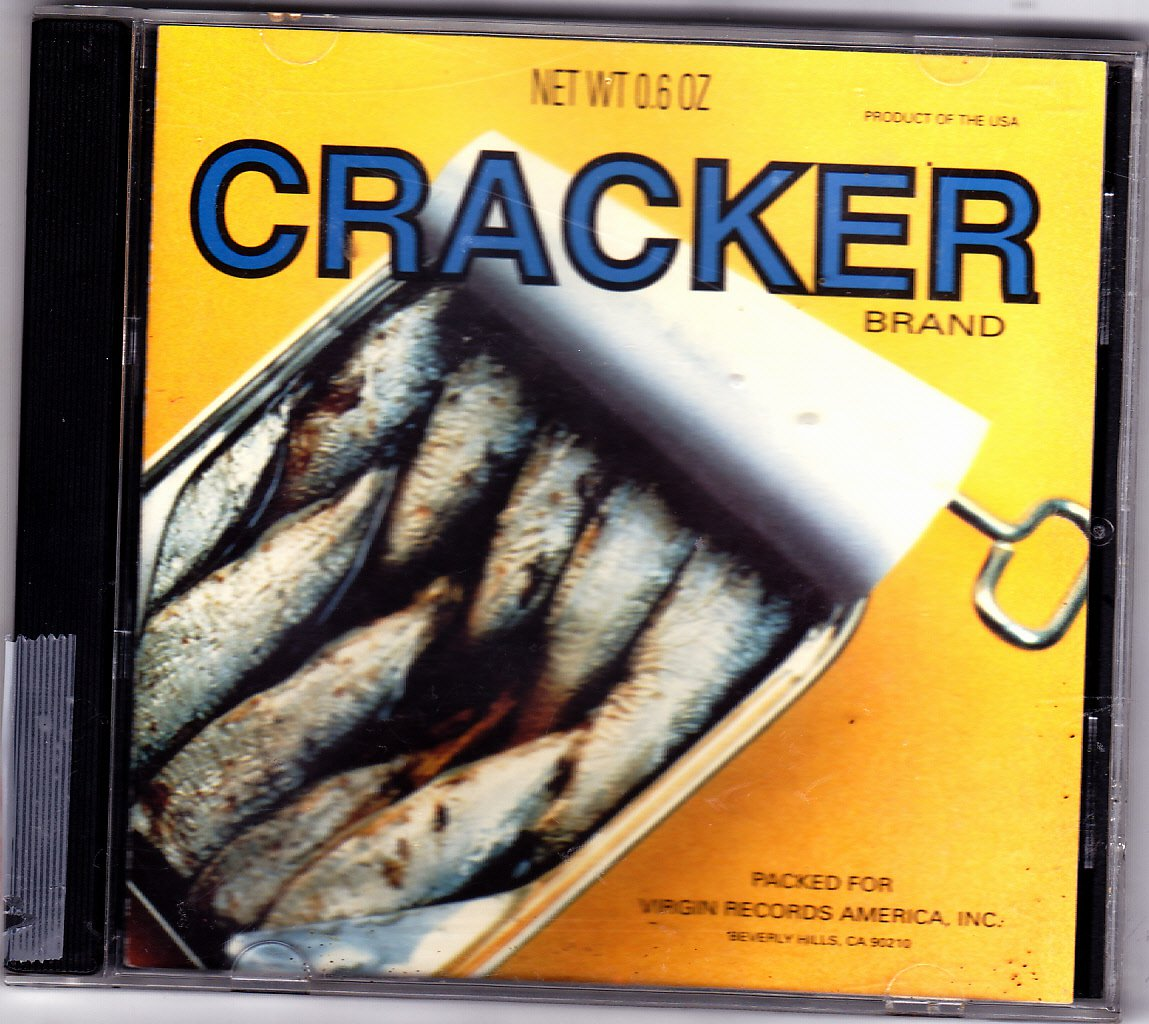 Cracker �by Cracker CD 1992 - Very Good
