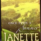 Once upon a Summer by Janette Oke 2002 Paperback Book - Very Good