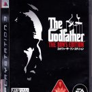 The Godfather - The Don's Edition PlayStation 3, 2007 (Japan Import) Video Game - Like New