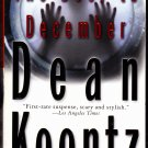 The Door to December by Dean Koontz 2002 Paperback Book - Very Good
