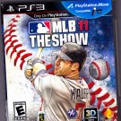 MLB 11 - The Show - PlayStation 3, 2011 Video Game - Very Good