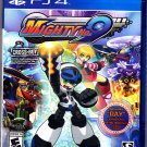 Mighty No. 9 - Sony PlayStation 4, 2016 Video Game - Like New
