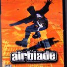 AirBlade - Playstation 2 Video Game - COMPLETE - Good