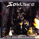 Invasion Metropolis by Solitaire 2006 CD (RARE) - Very Good