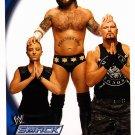 CM Punk #76 - WWE Topps 2010 Wrestling Trading Card