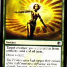 Tel-Jilad Defiance - Green - Instant - Magic the Gathering Trading Card