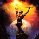 Amaethon #65 - Boris 1992 Fantasy Art Trading Card