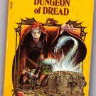 Dungeon of Dread by Rose Estes 1982 (endless quest#1) Paperback - Good