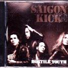 Hostile Youth by Saigon Kick  - Promo CD Single - Very Good