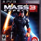 Mass Effect 3 - PlayStation 3, 2012 Video Game - Very Good