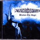 Blacken the Angel by Agathodaimon CD 1998 - Very Good