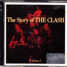 The Story Of The Clash vol.1 by The Clash 2 CD set - Very Good