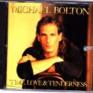 Time, Love & Tenderness by Michael Bolton CD 1991 - Very Good