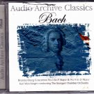 J S Bach - Brandenburg Concerto No. 1, No. 5 - CD - Very Good
