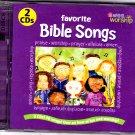 Wee Workshop Favorite Bible Songs 2-CD Set 2004 - Very Good
