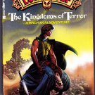 Lone Wolf No. 6 : Kingdoms of Terror by Joe Dever Paperback Book - Good