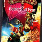 Lone Wolf No. 9 - The Cauldron of Fear by Joe Dever Paperback Book - Good