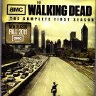 Walking Dead - Complete 1st Season Blu-ray Disc 2011, 2-Disc Set - Like New