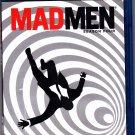 Mad Men - Season Four Blu-ray 2011, 3-Discs - Very Good