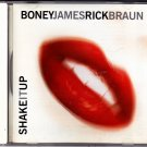 Shake It Up by Rick Braun & Boney James CD 2000 - Very Good