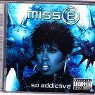Miss E...So Addictive by Missy Elliott CD 2001 - Very Good