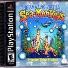 Amazing Virtual Sea-Monkeys - PlayStation 1, 2002  - COMPLETE - Very Good