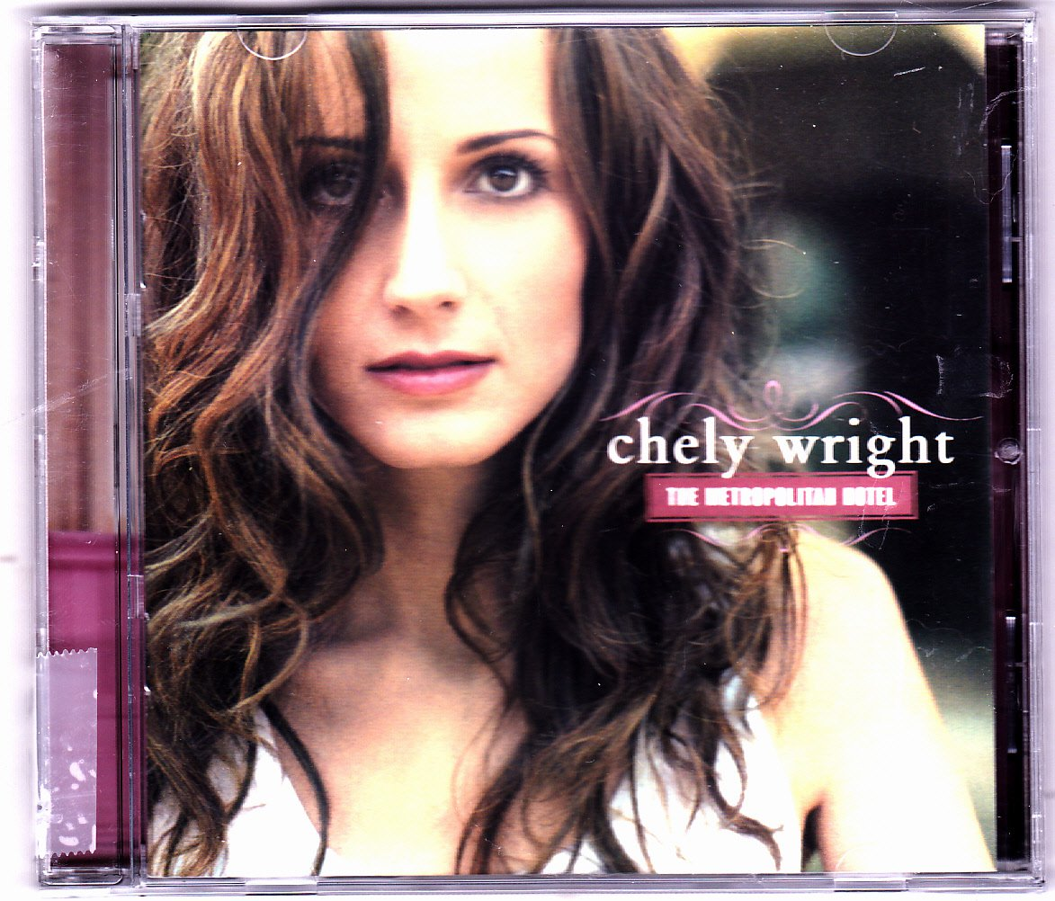 The Metropolitan Hotel by Chely Wright CD 2005 - Very Good