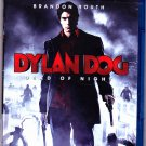 Dylan Dog: Dead of Night Blu-ray 2011 - Like New