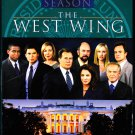 West Wing - Complete 3rd Season 2004 DVD 4-Disc Set - Very Good