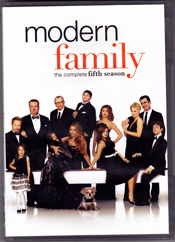 Modern Family - Complete Season 5 DVD, 2014, 3-Disc Set - Very Good