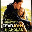 Dear John by Nicholas Sparks 2009 Paperback Book - Very Good