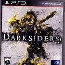 Darksiders - PlayStation 3, 2010 Video Game - Very Good