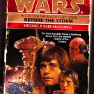 Before the Storm (Star Wars) by Michael P. Kube-McDowell 1996 Paperback - Acceptable