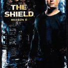 The Shield - Complete Season 2 DVD 2003, 4-Disc Set - Very Good