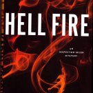 Inspector Sejer Mysteries - Hell Fire 12 by Karin Fossum 2016, Hardcover Book - Very Good