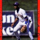 Gary Sheffield #510 - Brewers 1990 Donruss Baseball Trading Card