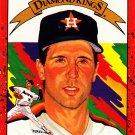 Jim Deshaies #7 - Astros 1990 Donruss Baseball Trading Card