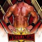 Bobby Roode #24 - WWE Topps 2019 Wrestling Trading Card