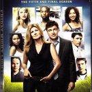 Friday Night Lights - Complete 5th & Final Season DVD 2011, 3-Disc Set - Very Good