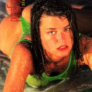 Charisse McLendon #21 - Port Folio's Secret 1994 Sexy Trading Card