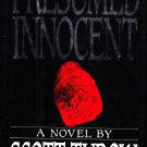 Presumed Innocent A Novel By Scott Turow 1987 Hardcover Book - Good