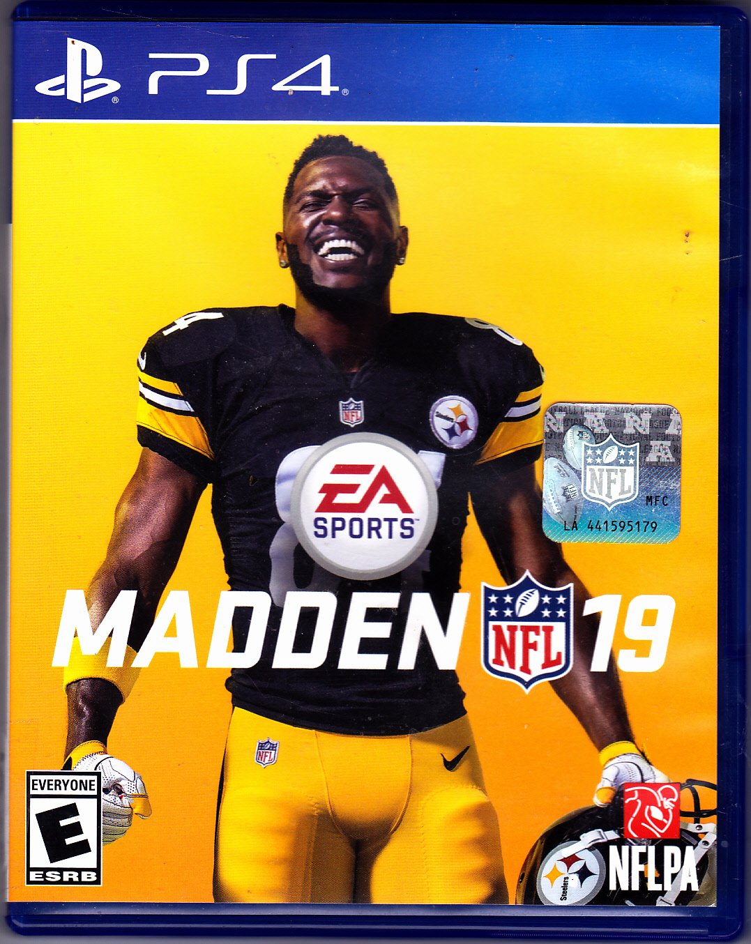 Madden NFL 19 -- Sony PlayStation 4, 2018 Video Game - Very Good