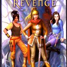 Red Hood's Revenge (Princess Novel #3) by Jim C. Hines 2010 Paperback Book - Very Good