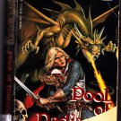 Pool of Radiance (Forgotten Realms) by James M. Ward Paperback Book - Acceptable