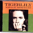 Tigerlily by Natalie Merchant CD 1995 - Very Good