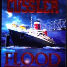 Flood Tide (Dirk 14) by Clive Cussler 2009 Paperback Book - Very Good